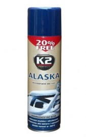 Odmrażacz do szyb ALASKA K2 -60 stC 500ml